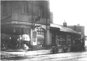 W E Clark & Co. Image courtesy Heritage Doncaster.