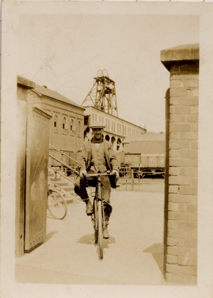 A crowd of workers emerging from the mines on their bicycles at the end of their shift was once a striking and familiar sight in Doncaster
