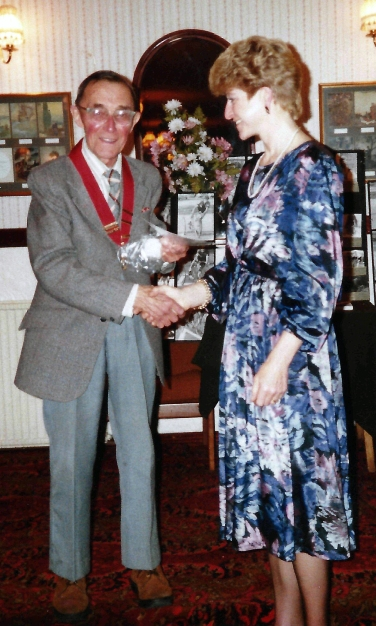 Tricycle Association National Diamond Jubilee Dinner 1988